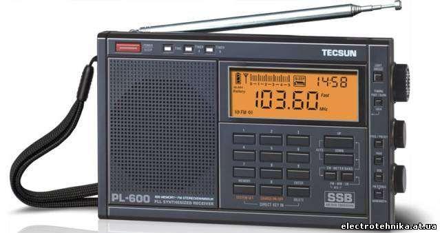купить радиоприёмник тексун 3000