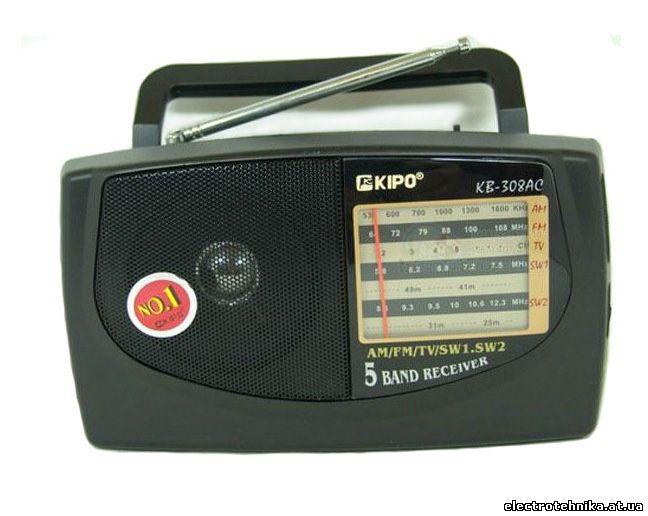 радиоприемник Кипо
